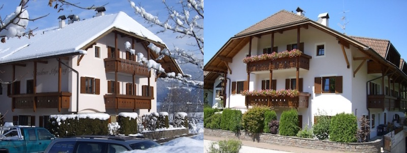 Haus Winter Sommer
